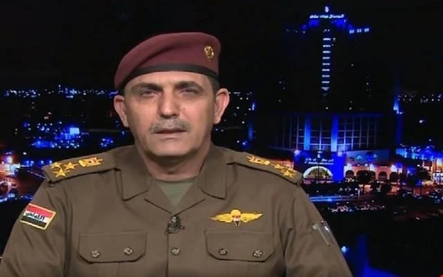 المتحدث باسم قيادة العمليات العراقية المشتركة