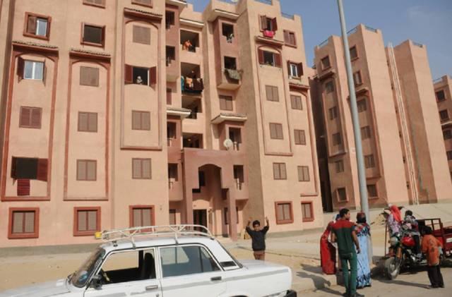 تحذيرات رسمية من التعامل على الوحدات السكنية المخالفة بالقاهرة الجديدة