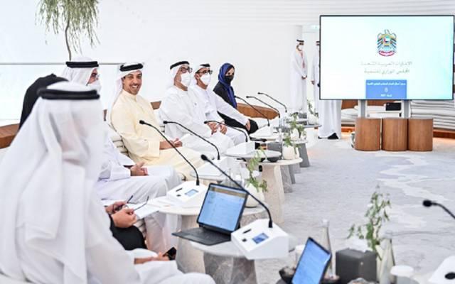 خلال اجتماع المجلس الوزاري للتنمية