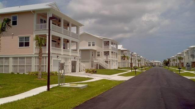 World's riskiest housing markets revealed