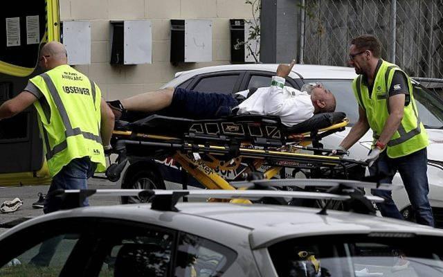 محدث..49 قتيلاً و20 جريحاً في هجوم إرهابي على مسجدين بنيوزيلندا