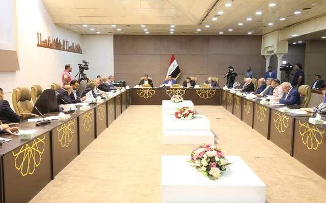 اجتماع اللجنة المالية بمجلس النواب العراقي