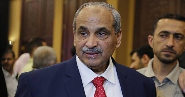 وزير الأشغال العامة والإسكان الفلسطيني محمد زيارة
