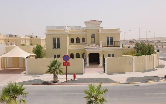 أحد المساكن في أبوظبي