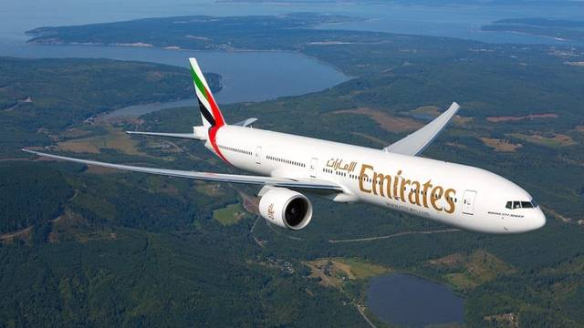 Emirates has the world's largest fleet of Boeing 777 aircraft fleet