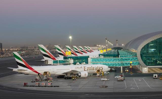 Dubai Airports has denied the rumors over the suspension of all flights