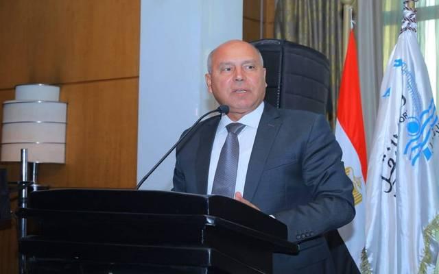 Egyptian transport minister Kamel Elwazir