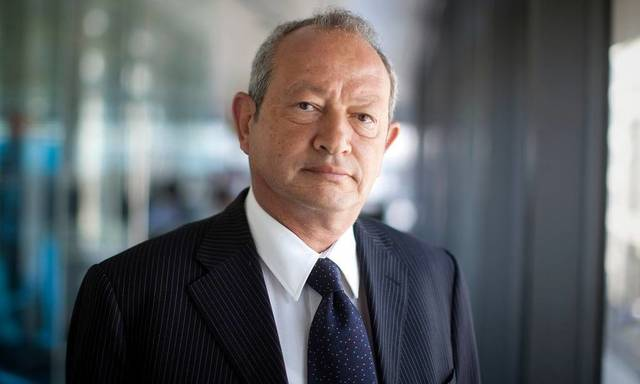 رجل الأعمال المصري، نجيب ساويريس