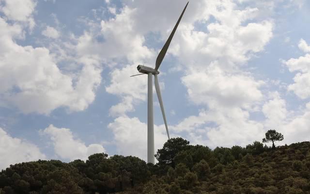 مشروع تابع لشركة أكوا باور السعودية لتوليد الطاقة من الرياح