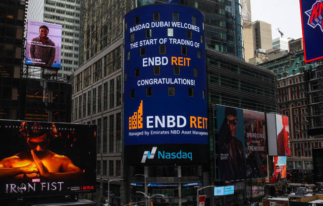 ENBD REIT will use the facility to refinance $134.5 million of its existing debt