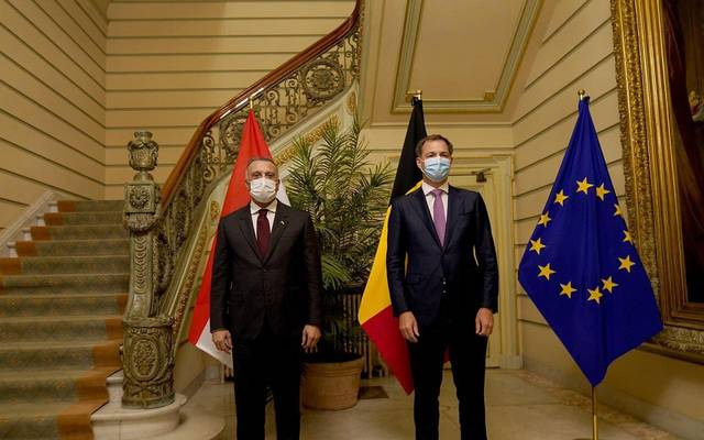 Iraq and Belgium discuss ways to enhance cooperation in various fields