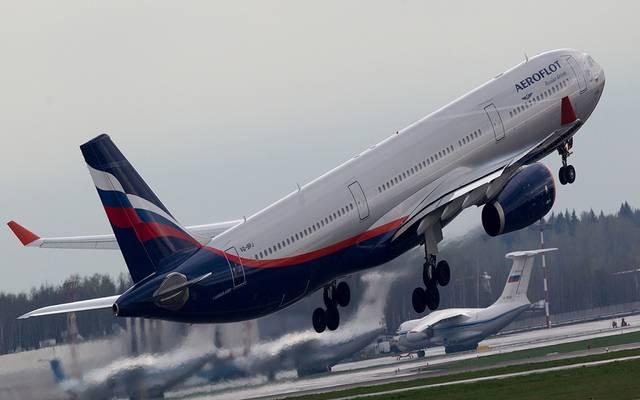 رحلات الطيران الروسية إلى مصر