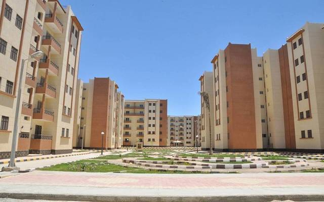 A total of 17,000 residential units were built in partnership with the private sector