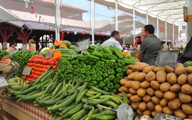 ارتفعت أسعار الخضراوات الطازجة 1.17% خلال يوليو على أساس شهري