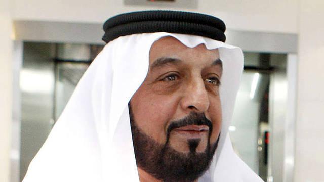 صورة أرشيفية لرئيس الإمارات