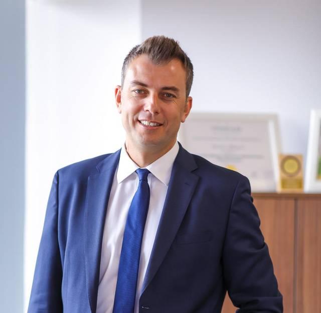 Managing director of Philip Morris Misr and Levant Vassilis Gkatzelis