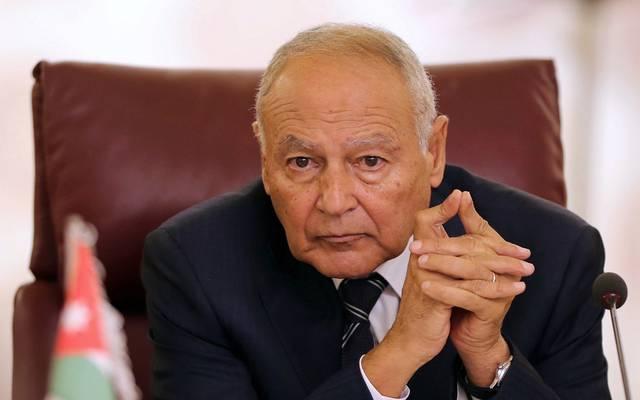 أحمد أبوالغيط الأمين العام لجامعة الدول العربية