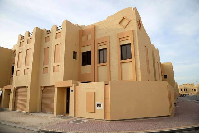 أحد عقارات مجموعة غرناطة العقارية في البحرين