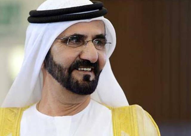 الشيخ محمد بن راشد آل مكتوم، نائب رئيس الدولة، رئيس مجلس الوزراء حاكم دبي