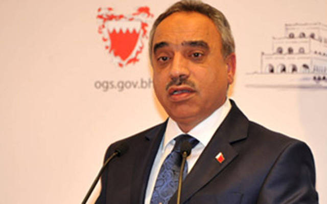وزير الأشغال البحريني، عصام خلف