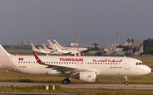 طائرات لشركة الخطوط التونسية