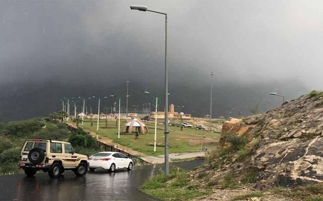 الأرصاد السعودية تحذر من مخاطر التقلبات الجوية المصاحبة للأمطار بجازان