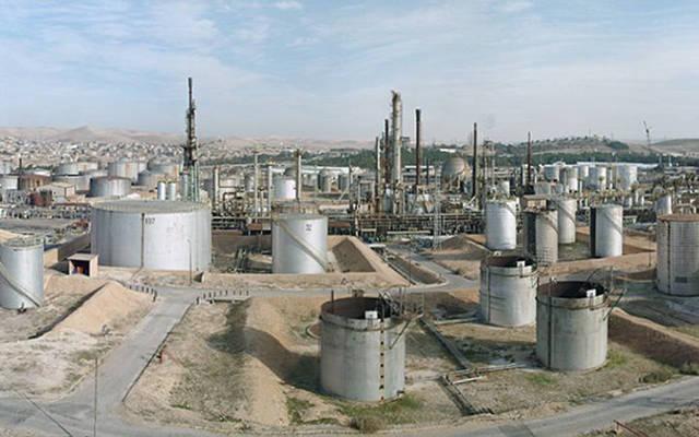 """مصفاة البترول التابعة لـ""""جوبترول"""""""