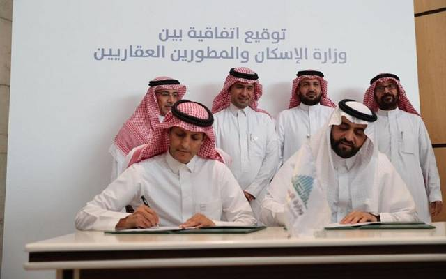 مراسم توقيع الـ5 اتفاقيات