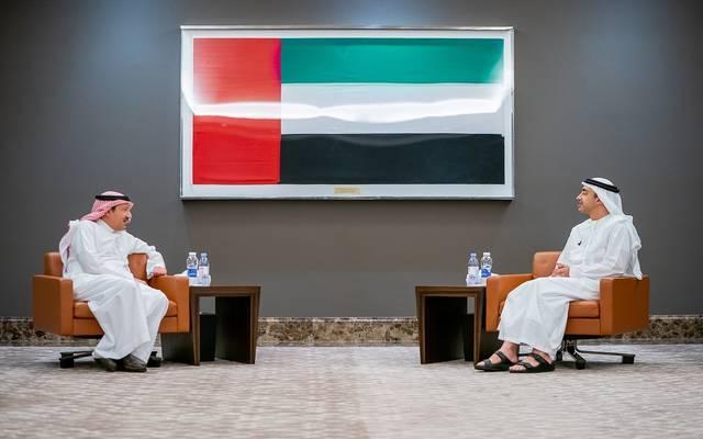 الإمارات والسعودية تبحثان العلاقات الثنائية ومستجدات أوضاع المنطقة