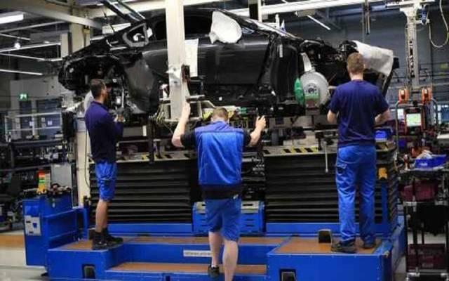 النشاط الصناعي الأمريكي يرتفع بأقل من التوقعات خلال مايو