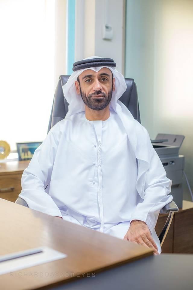 Chairman of EmiratesGBC, Ali Al Jassim