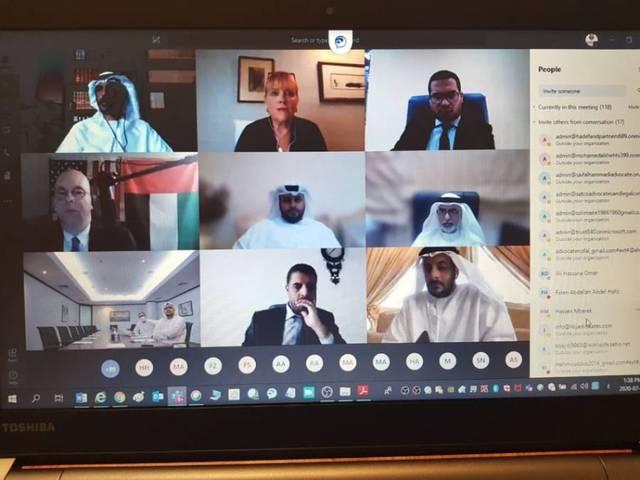 جانب من دورة المستحدث في نظام الإفلاس في القانونين الإماراتي والأمريكي