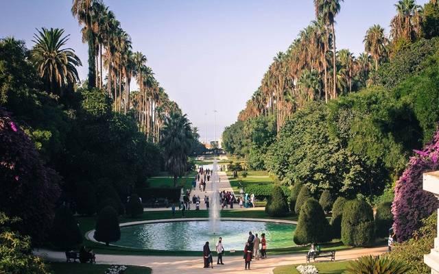 حدائق مصر