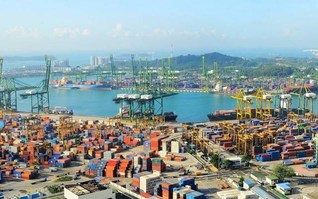 انكماش اقتصاد سنغافورة بوتيرة أسوأ من المتوقع سابقاً