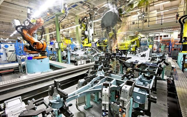 الإنتاج الصناعي بمنطقة اليورو يرتفع بأكثر من المتوقع خلال أغسطس