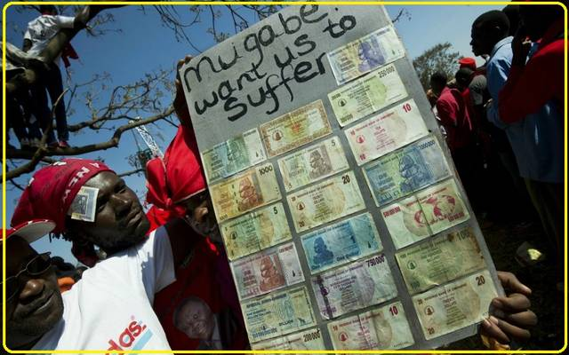 بين إلغاء العملة وعودتها.. 10 سنوات من معاناة زيمبابوي