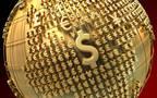 شعار عملة اليورو والدولار والين، الصورة أرشيفية