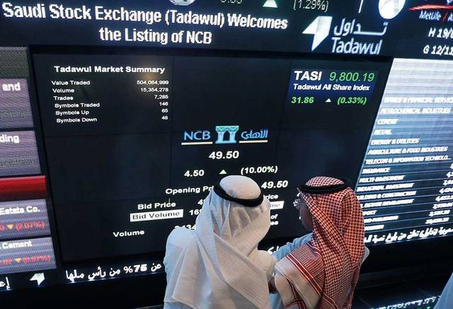 TASI, Nomu end week in green