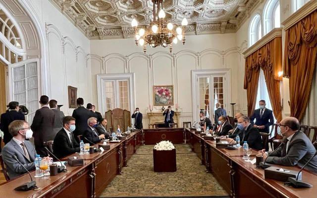 وزيرا خارجية مصر ولوكسمبورج يبحثان تعزيز التعاون المشترك