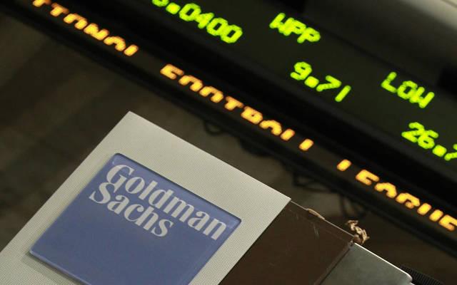 """أرباح """"جولدمان ساكس"""" ارتفعت إلى 2.12 مليار دولار بالربع الثالث"""