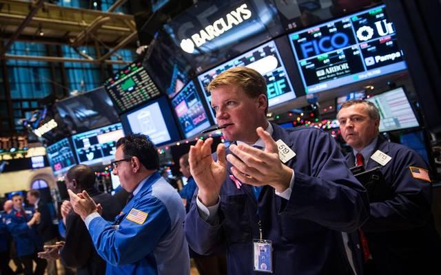 """ارتفاع الأسهم الأمريكية بالمستهل.. و""""داو"""