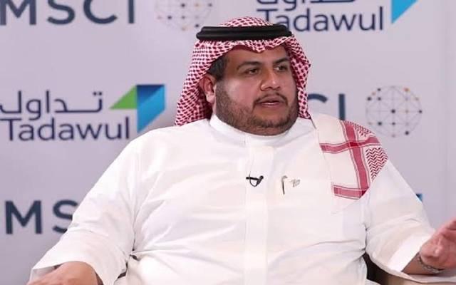 """خالد الحصان، رئيس شركة السوق السعودية """"تداول"""""""