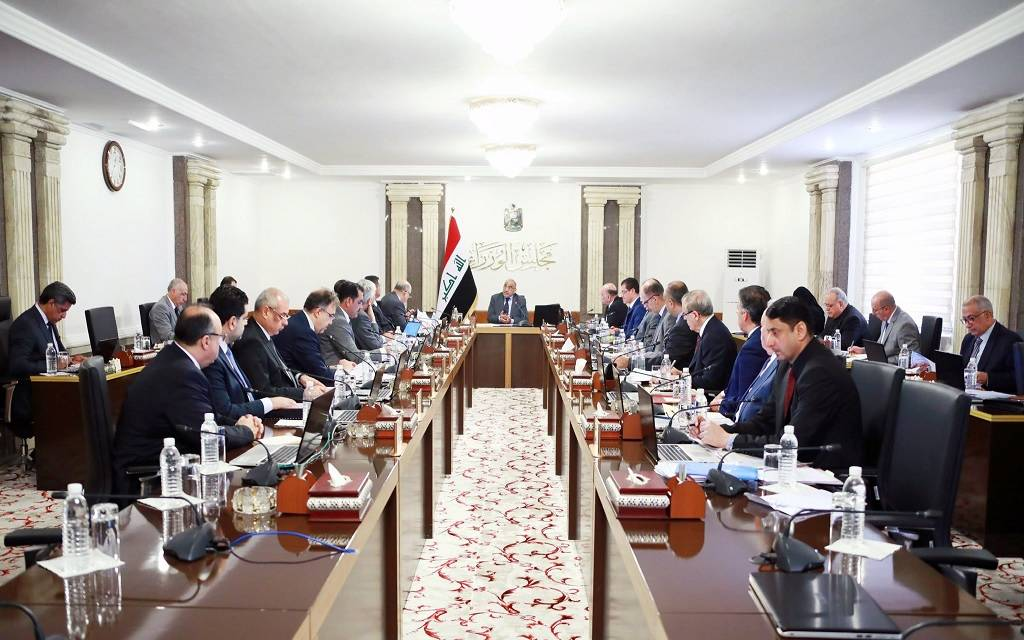 Iraqi ministers approve mechanisms to address the formula of contracts for employees of government institutions 1024