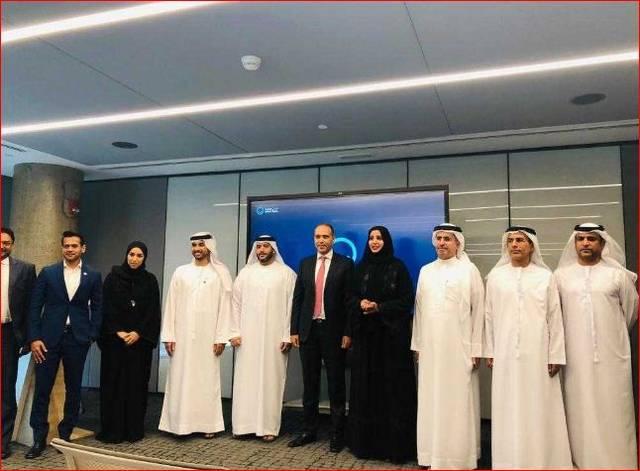 بالتعاون مع دائرة المالية في دبي