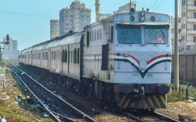 جرارات القطار في مصر