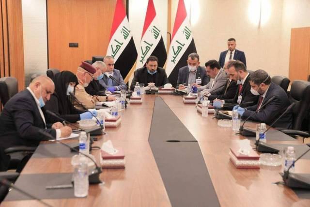 خلية الأزمة العراقية
