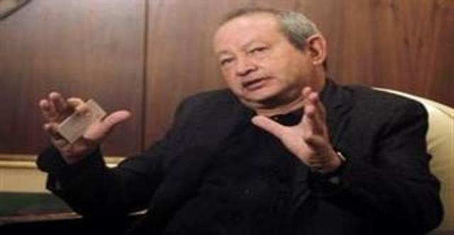 """نجيب ساويرس: لا أعتقد أن قطع المساعدات الأمريكية عن مصر """"خطوة ذكية"""""""