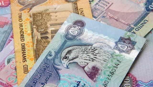 الدرهم الإماراتي