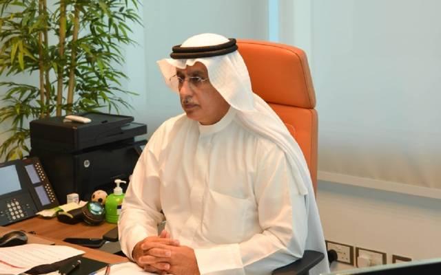 وزير الصناعة خلال ترؤسه الاجتماع