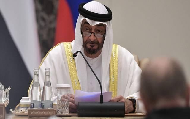 ولي عهد أبوظبي نائب القائد الأعلى للقوات المسلحة الشيخ محمد بن زايد آل نهيان - أرشيفية
